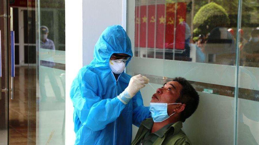 Thêm năm ca dương tính SARS-CoV-2 ở Hà Tĩnh