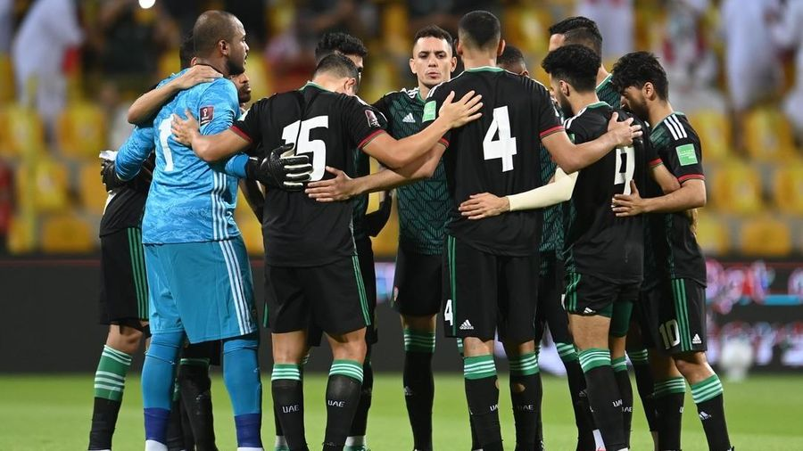 UAE dè chừng đội tuyển Việt Nam