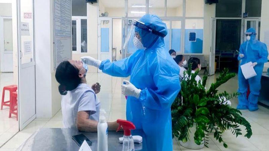 Khởi tố vụ án làm lây lan bệnh Covid-19 tại Thành phố Vinh