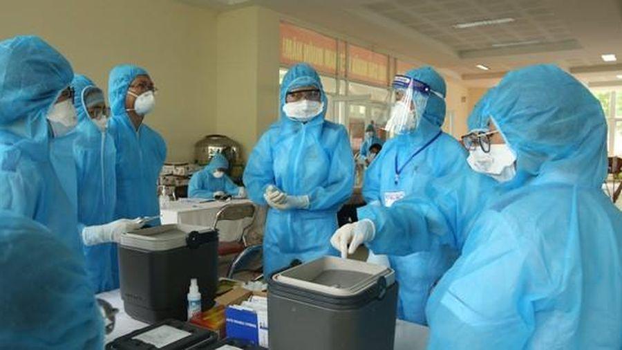 Thêm 129 ca mắc mới, Bắc Giang đã có gần 4.000 bệnh nhân Covid-19