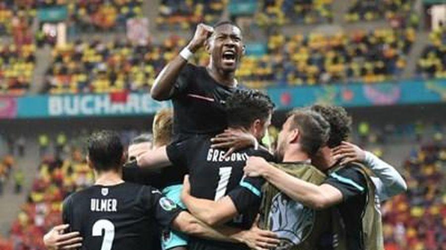 Áo - Bắc Macedonia 3-1: Chiến thắng lịch sử