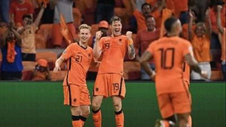 Cập nhật kết quả các trận đấu tại bảng C và D Euro 2020