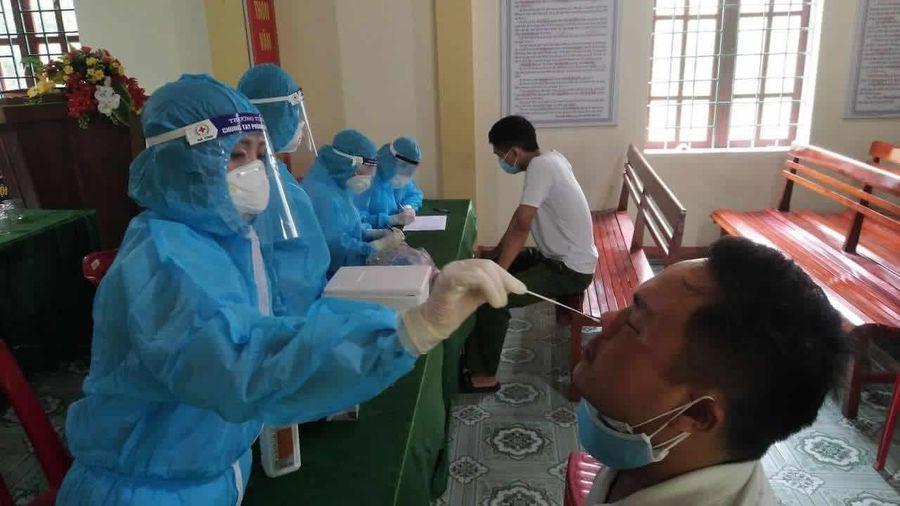 Khởi tố vụ án hình sự làm lây lan dịch bệnh ở huyện Hương Sơn