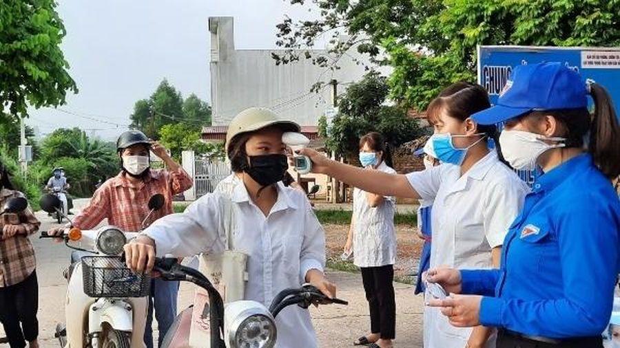 Nhiều người mắc Covid-19 trong khu cách ly, Chủ tịch huyện Lục Ngạn bị phê bình