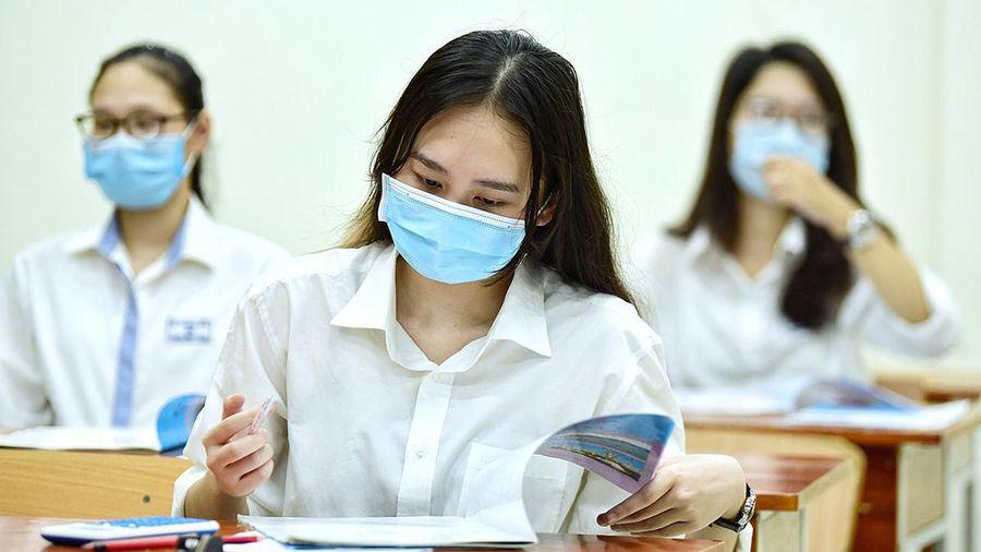 Rốt ráo chuẩn bị cho kỳ thi tốt nghiệp Trung học phổ thông 2021