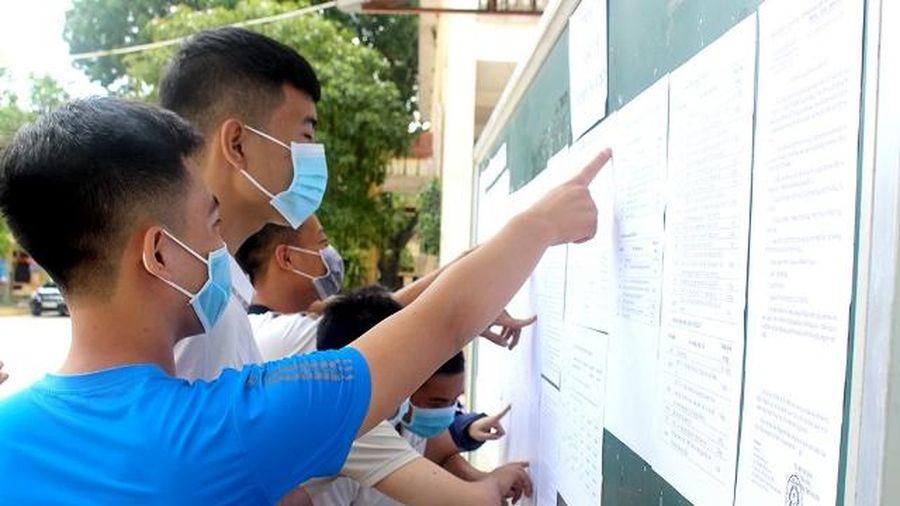 Vĩnh Phúc: Gần 16 nghìn hồ sơ dự tuyển vào lớp 10 năm học 2021-2022