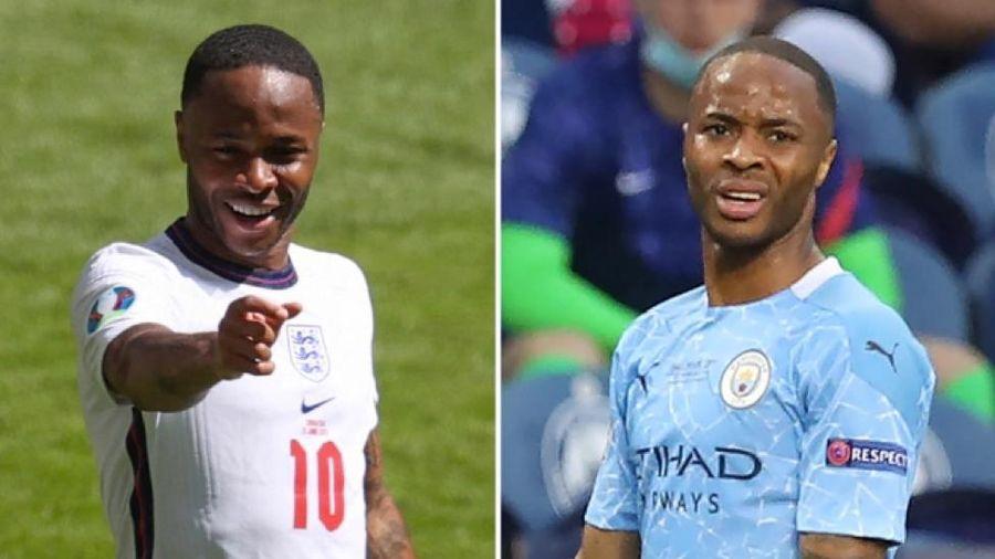 Ghi bàn cho tuyển Anh, ngôi sao Sterling ám chỉ Man City 'có vấn đề'