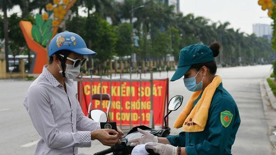 Bắc Ninh: Thêm 32 ca mắc mới, xử phạt hơn 40 trường hợp ra khỏi nhà khi không cần thiết