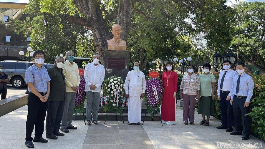 Sri Lanka - điểm dừng chân của Chủ tịch Hồ Chí Minh trên hành trình 'Người đi tìm hình của nước'