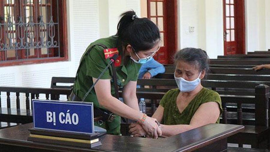 Vợ siết cổ chồng tử vong trong cơn kích động lĩnh án 7 năm tù