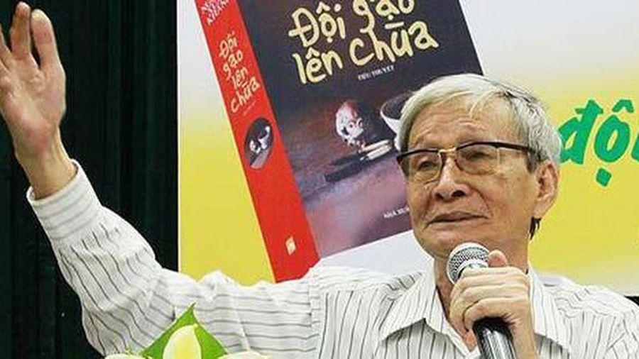 Tiếc nhớ Nhà văn Nguyễn Xuân Khánh