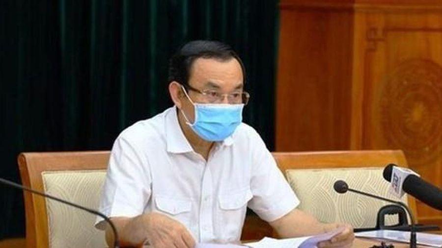 Bí thư TPHCM Nguyễn Văn Nên: 'Một người chủ quan, cả làng vất vả'