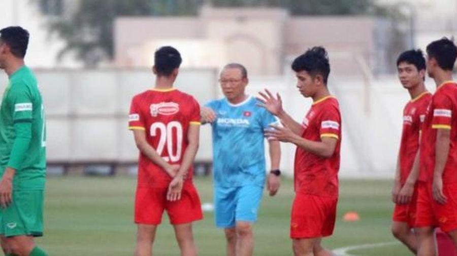 Trường hợp nào Việt Nam đi tiếp tại vòng loại World Cup 2022?