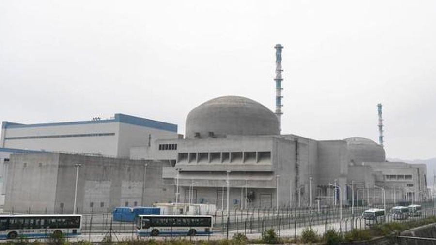 Rò rỉ nhà máy điện hạt nhân ở Quảng Đông?