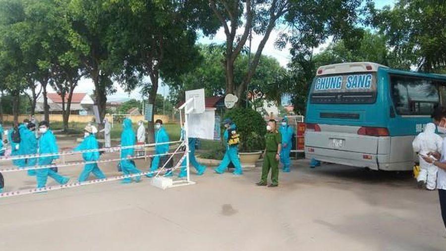 Bắc Giang: Siết quản lý các khu cách ly, tập trung khôi phục sản xuất