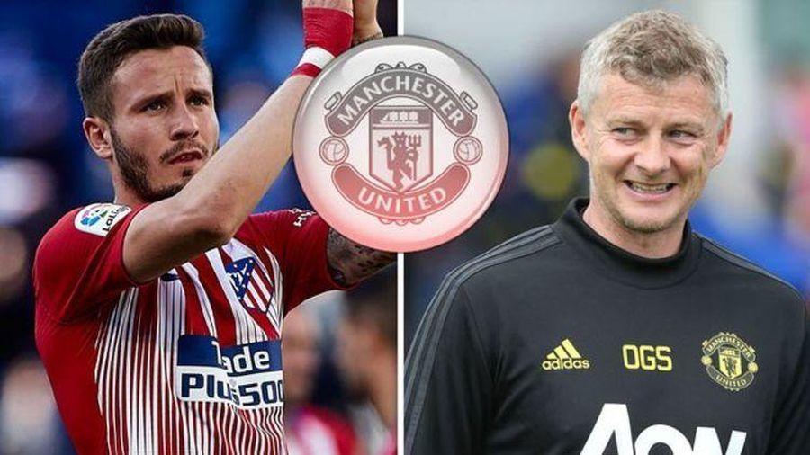 MU đua ký Saul Niguez, Arsenal hỏi mua Van de Beek