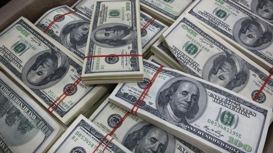 Tỷ giá ngoại tệ ngày 14/6: Lạm phát tăng, USD lên giá