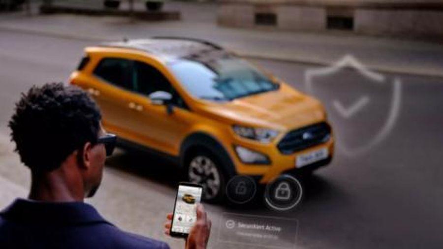 Công nghệ chống trộm đặc biệt bằng thiết bị báo động qua điện thoại