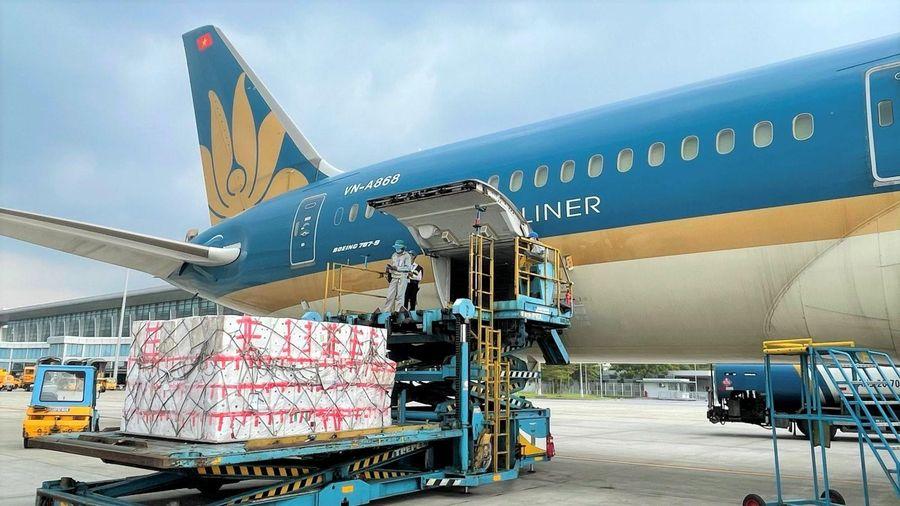 Hãng bay Việt chuyển hướng 'cõng' hàng hóa để sống sót trước COVID-19