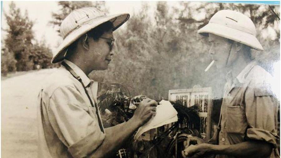 Nhà báo, nghệ sỹ nhiếp ảnh Nguyễn Chính với Ảnh diễn ca