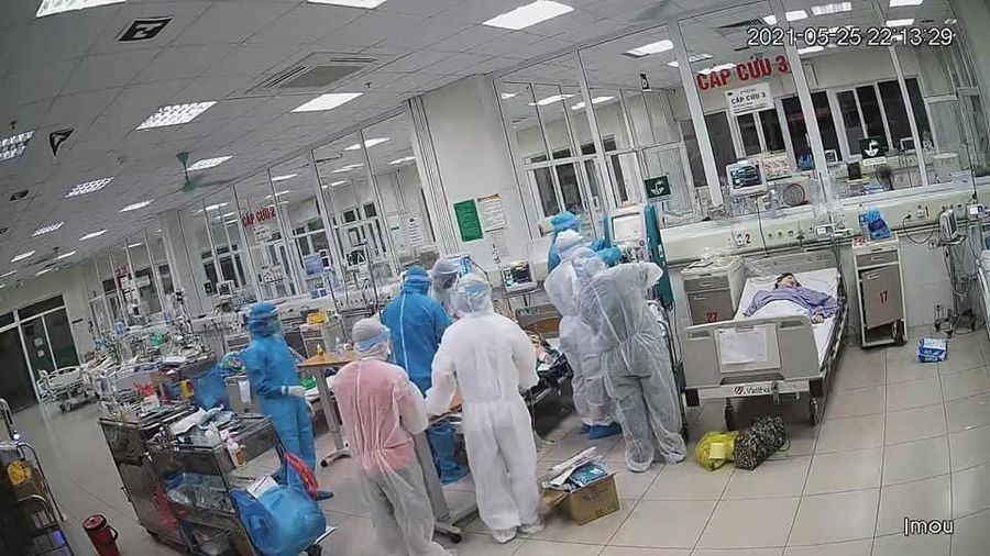 Việt Nam ghi nhận thêm hai ca COVID-19 tử vong, đều có bệnh nền nặng