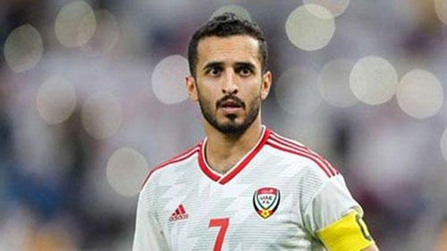 UAE kỳ vọng vào Vua phá lưới vòng loại World Cup
