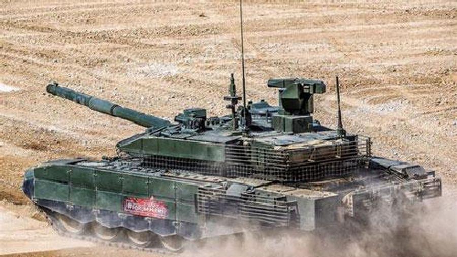 Nga điều gấp hàng trăm T-90M tới biên giới phía Nam