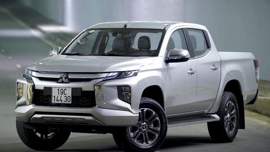 5 xe bán tải bền bỉ, giá tốt đáng mua nhất 2021 tại Việt Nam
