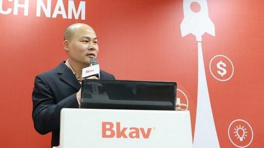 Khoản nợ 170 tỉ đồng và kế hoạch lên sàn của Bkav