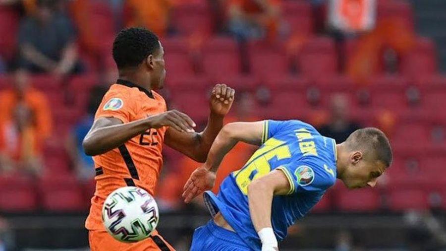 Kết quả trận Hà Lan vs Ukraine, EURO 2020