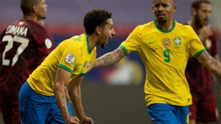 Kết quả trận Brazil vs Venezuela, Copa America 2021
