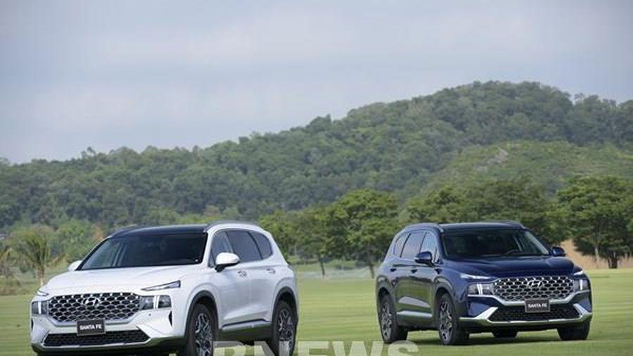 Xuất khẩu ô tô của Hàn Quốc tăng gần 58%