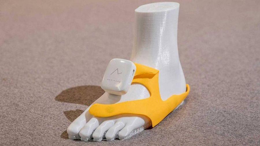 Honda phát minh thiết bị định vị dẫn đường trên giày cho người khiếm thị
