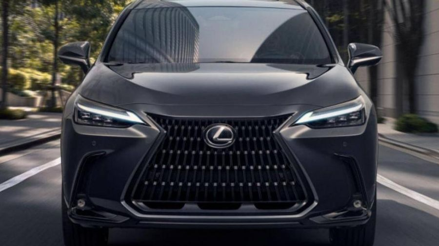 Lexus NX 2022 'lột xác' toàn diện, lịch lãm và khỏe khoắn hơn