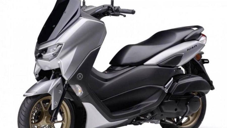 Xe tay ga Yamaha NMAX ABS 2021 ra mắt, giá 77 triệu đồng