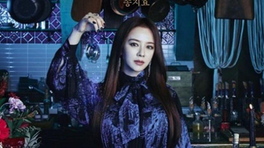 Knet phát cuồng với hình ảnh xinh đẹp đầy ma mị của 'mợ ngố' Song Ji Hyo trong poster phim mới