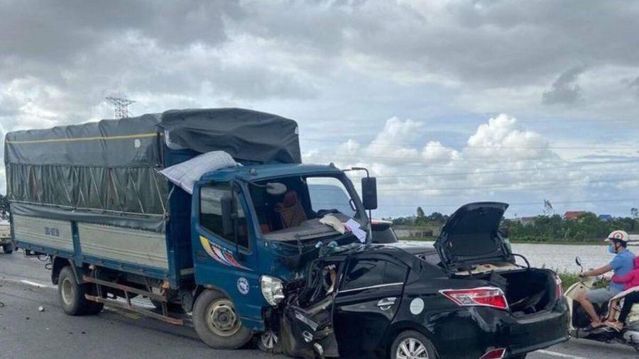 Vụ tai nạn 3 người tử vong trong đó có 2 mẹ con ở Hưng Yên: 2 xe đều không truyền dữ liệu hành trình