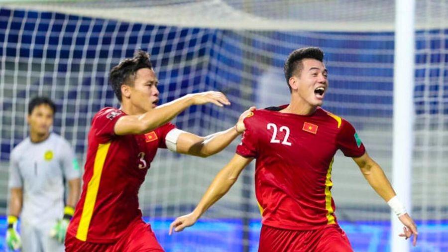 Tiến Linh sắp chạm cột mốc bàn thắng của huyền thoại bóng đá Việt Nam