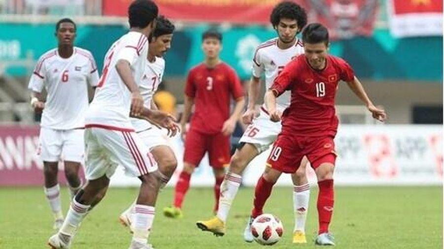Chuyên gia UAE 'đọc vị' lối chơi của đội tuyển Việt Nam
