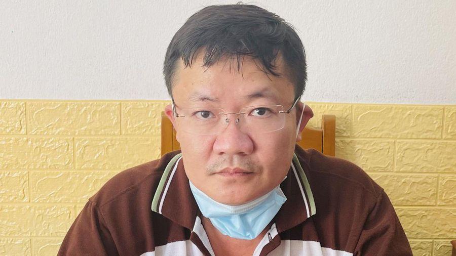 Công an Thanh Hóa khởi tố, bắt tạm giam đối tượng giả danh Thanh tra Chính Phủ lừa 'chạy án'