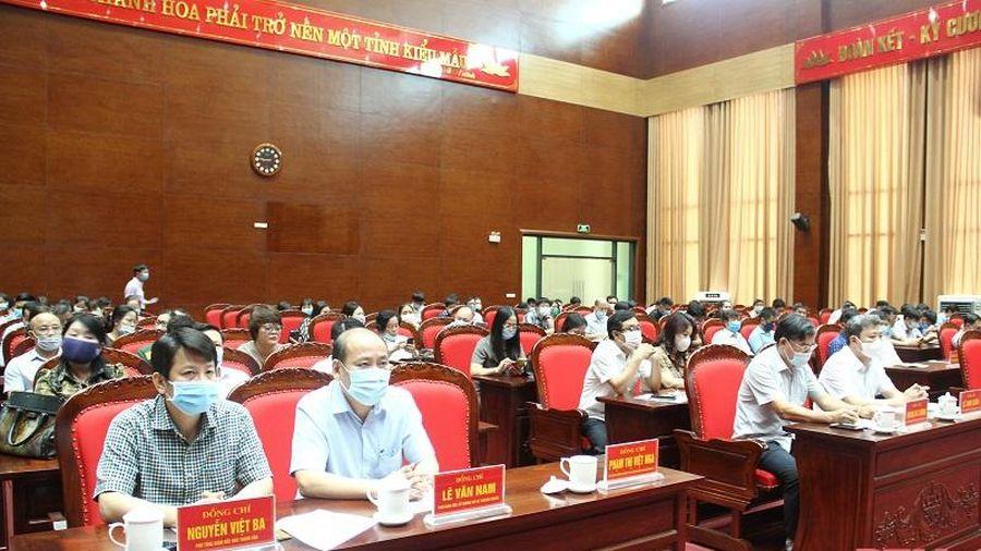 TP Thanh Hóa gặp mặt các cơ quan báo chí nhân 96 năm Ngày báo chí cách mạng Việt Nam