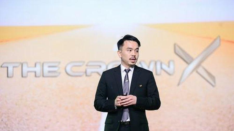 Alibaba đã hoàn tất thương vụ trị giá 400 triệu đô cho 5,5% cổ phần của The Crown X