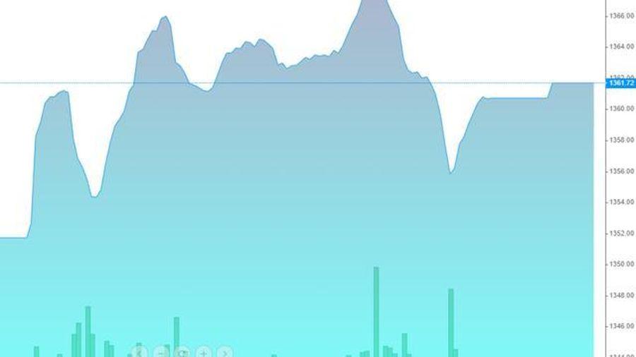 Cổ phiếu ngân hàng rực lửa, VN-Index vẫn trụ vững