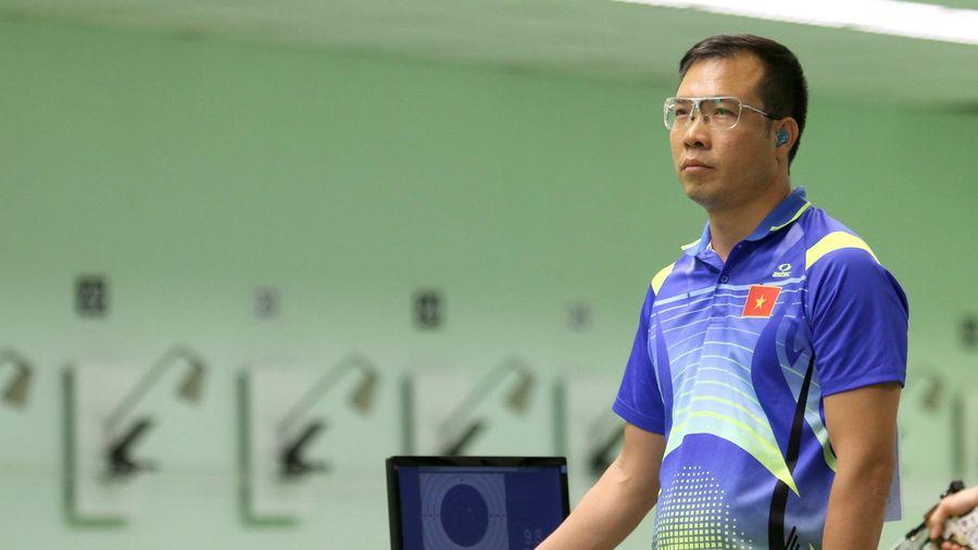 Xạ thủ Hoàng Xuân Vinh được chọn tham dự Olympic Tokyo 2021