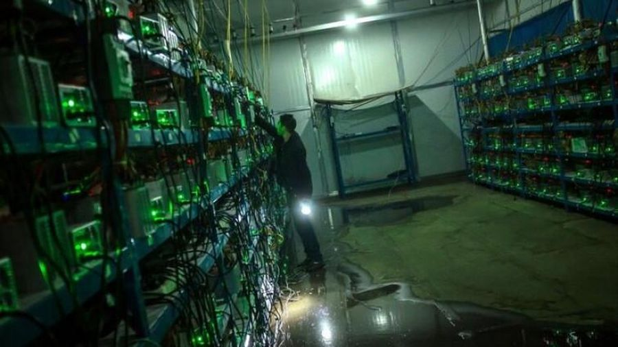 Trung Quốc truy quét 'mỏ' Bitcoin