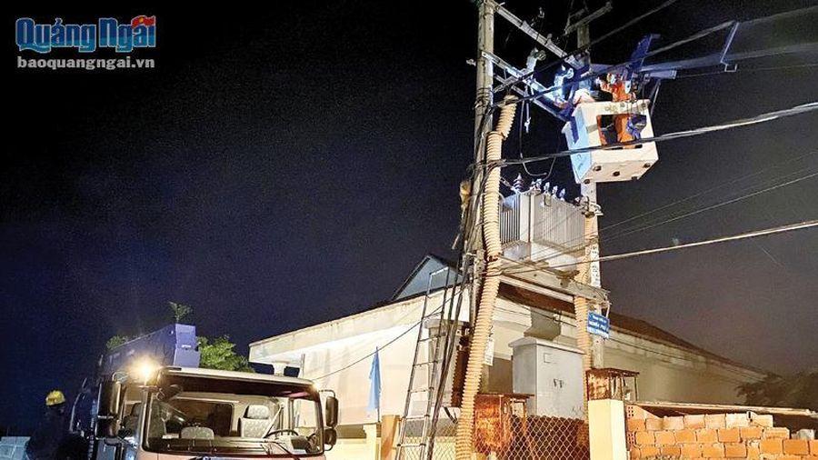 Công ty Điện lực Quảng Ngãi: Không ngừng cải tiến dịch vụ