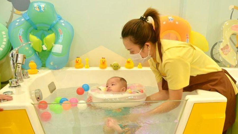 Dịch vụ chăm sóc mẹ và trẻ sơ sinh