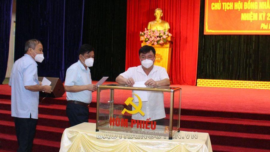 Phú Bình: Thực hiện quy trình công tác nhân sự