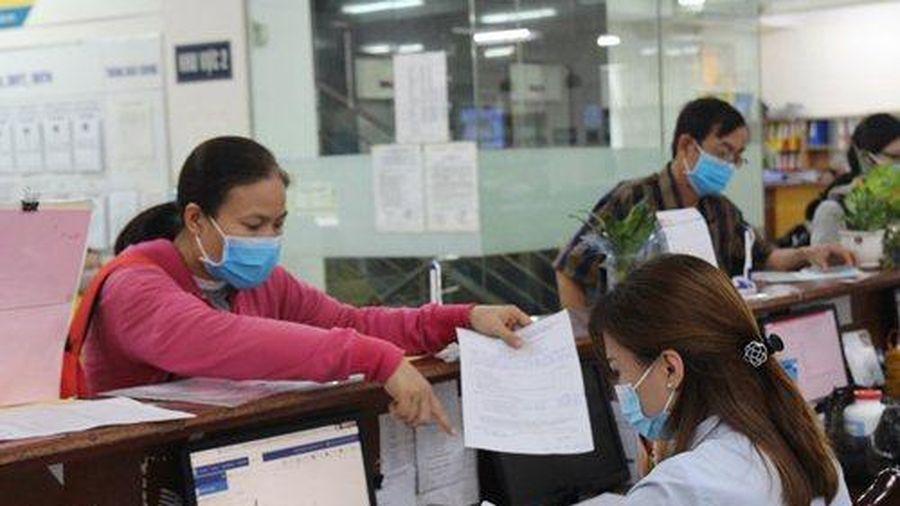 22 thủ tục hành chính bảo hiểm được tiếp nhận, trả kết quả qua bưu điện