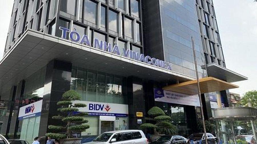 Câu chuyện tài chính giàu cảm xúc của Vinaconex từ mua bán công ty